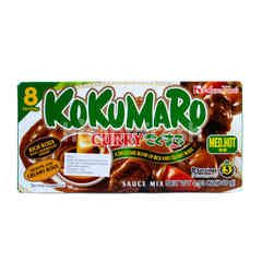 House Foods Kokumaro Medium Hot Curry Sauce Mix