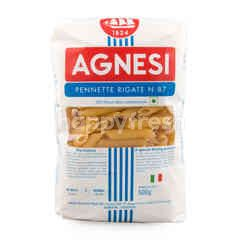 Agnesi Le Pennette Rigate N.87 Pasta