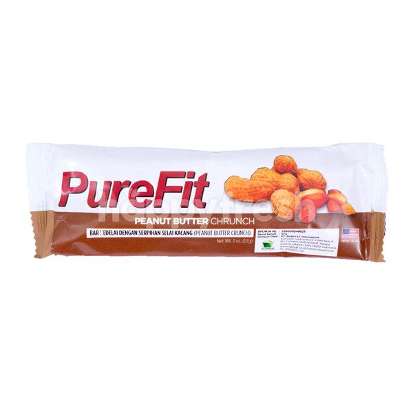 PureFit Peanut Butter Crunch Bar