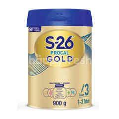 S-26 Procal Gold Tahap 3 Susu Formula Bayi