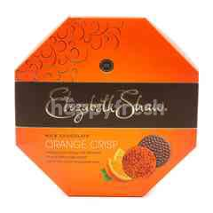 Elizabeth Shaw Milk Chocolate Orange Crips