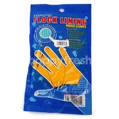 Kenmaster Flock Lining House Gloves L