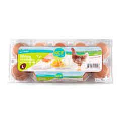 เคซีเอฟ ไข่ไก่สด ไซส์ L (10 ฟอง)
