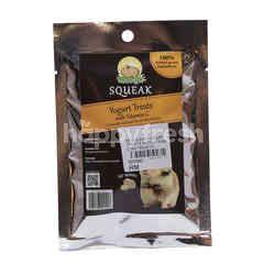 Beh & Yo Squaek Yogurt Hamster Treats (60 Tablets)