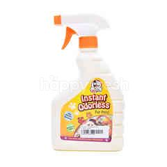 QQPETS Instant Odorless For Pets