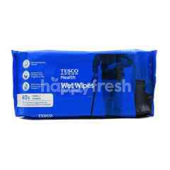 Tesco Wet Wipes (40 Sheets)