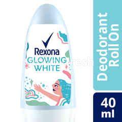 Rexona Deodoran Roll-On Glowing White