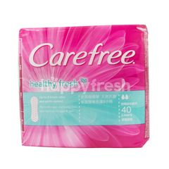 Carefree Healthy Fresh Pantyliners