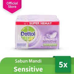 Dettol Sensitive Bar Soap Super Saving