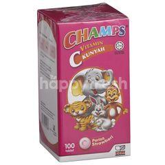 Champs Vitamin C Chewable - Strawberry