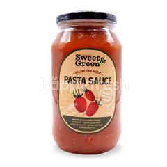 Sweet & Green Pasta Sauce