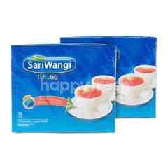 Sariwangi Teh Asli 50 Kantong Teh Celup Twinpack