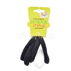 Miezora School Mage Accessories Hair Bands (Black Colour)