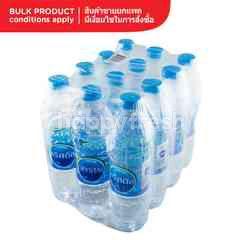 คริสตัล น้ำดื่ม 600 มล. (แพ็ค 12)