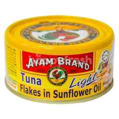 Ayam Brand Sandwich Tuna Flakes In Oil Light