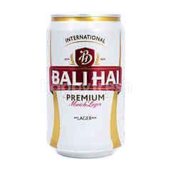 Bali Hai Premium Lager Beer