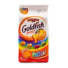 Pepperidge Farm Goldenfish Snack Crackers Colors
