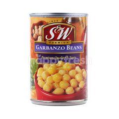 S&W Premium Garbanzo Beans