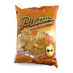 Jack 'n Jill Piattos Potato Chips Barbecue