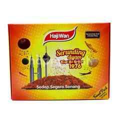 Serunding Haji Wan Chicken FlossOriginal Recipe Kampung LAut