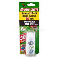 Vape One Push 30 Days Green Tea
