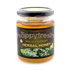 Bulgarian Honey Wild Forest Herbal Honey