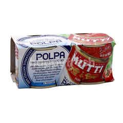 Polpa Finely Chopped Tomatoes (2 Cans)