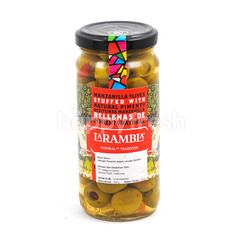 La Rambla Manzanilla Olives Stuffed with Natural Pimento