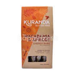Kuranda Macadamia & Apricot Energy Bars (5 Bars)