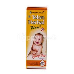 Tresno Joyo Minyak Telon Herbal Plus Kulit Jeruk dan Minyak Jojoba