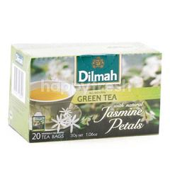 Dilmah All Natural Green Tea Jasmine Petals