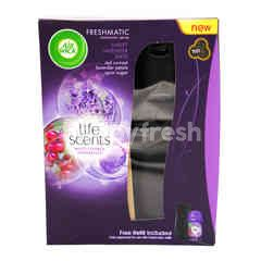 Air Wick Life Scents Freshmatic Sweet Lavender Days With Free Refill Included
