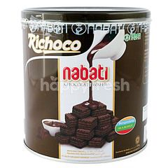 Richoco Nabati Chocolate Wafer