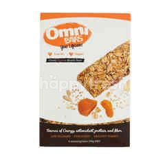 Omni Chewy Quinoa Muesli Bars