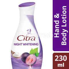 Citra Losion Tubuh Minyak Biji Anggur dan Yoghurt
