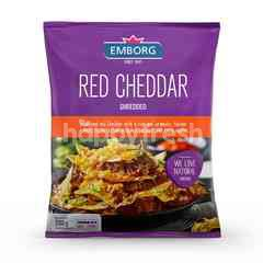 Emborg Red Cheddar Cheese Shredded