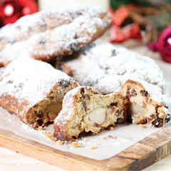 Christmas Stollen With Marzipon 250 g