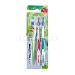 Ciptadent HD Bristles Toothbrush Soft Family Pack