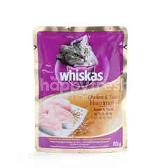 Whiskas Chicken & Tuna Cat Food