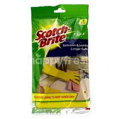 Scotch-Brite Bathroom & Laundry Longer Cuffs S