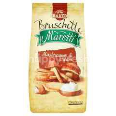 Bruschette Maretti Mushrooms & Cream