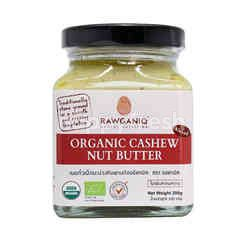 Rawganiq Organic Cashew Nut Butter