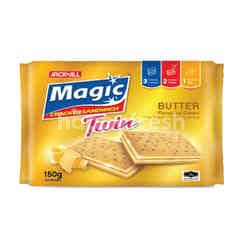 Jack 'n Jill Magic Cracker Sandwich Twin Butter