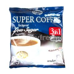 SUPER COFFEE Low Sugar Coffee Mix 3 in 1