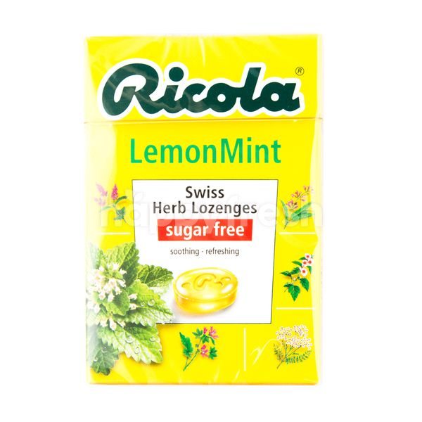 Ricola Lemonmint Lozenges