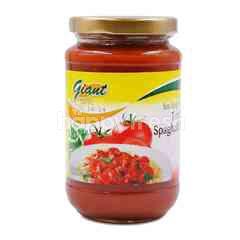 Giant Traditional Spaghetti Sauce