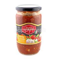 Papa Alfredo Tomato & Garlic Italian Pasta Sauce
