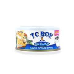 Tc Boy Choice Red Salmon