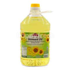 TOPVALU Blended Sunflower & Canola Oil (3kg)