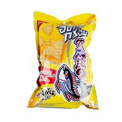 Taro Crispy Fish Spicy Flavoured Snack